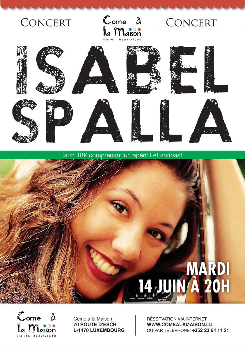 Isabel Spalla