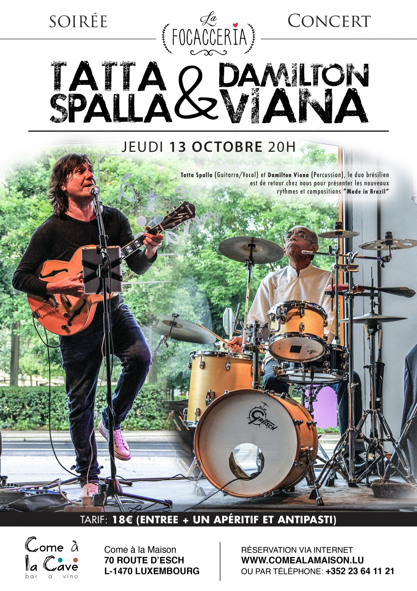 Tatta Spalla & Damilton Viana