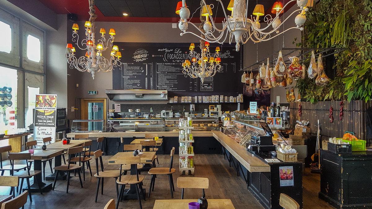 Benvenuto Au Restaurant Italien Come La Maison Luxembourg # Meubles Luxembourg