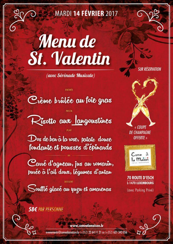 Saint valentin come la maison for Idee soiree st valentin a la maison