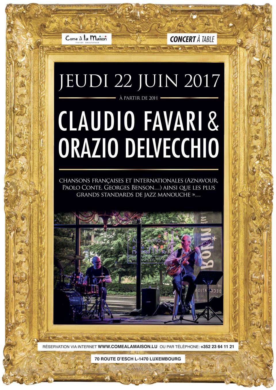 Claudio Favari & Orazio Delvecchio