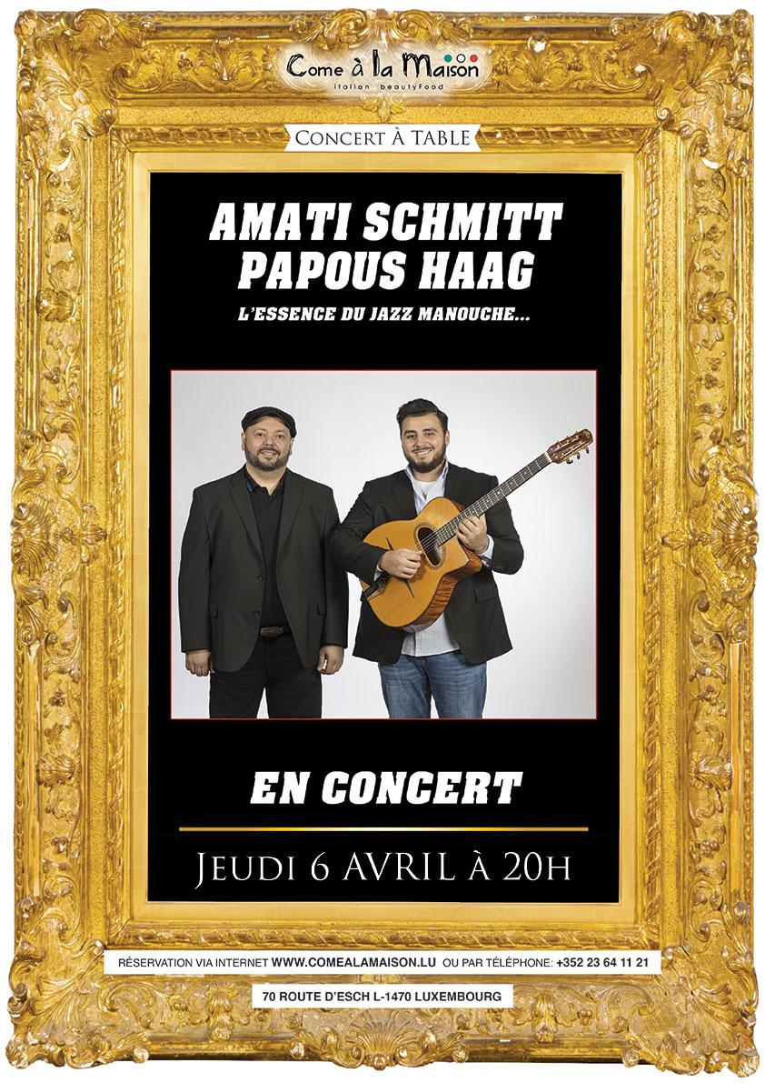 Amati Schmitt & Papous Haag