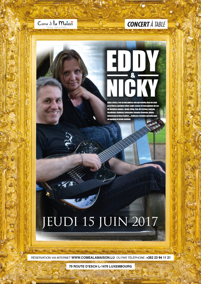 Eddy & Nicky