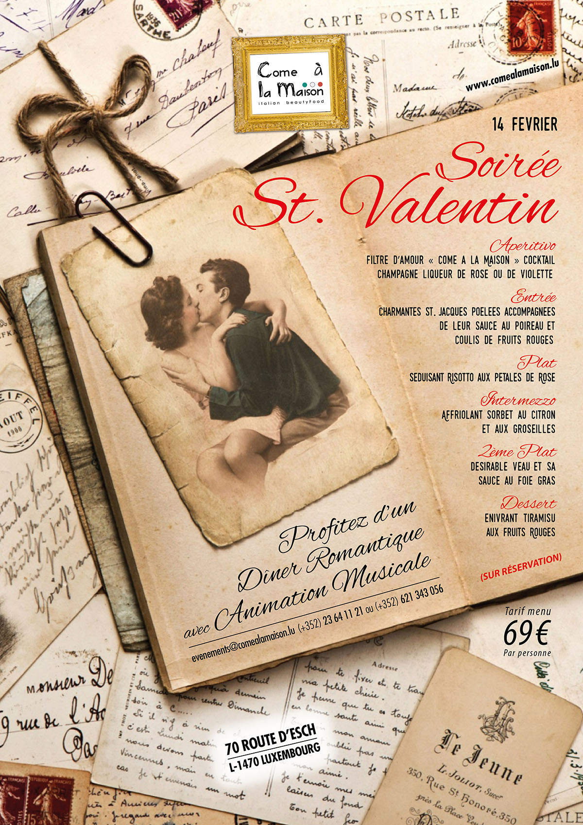 Saint-Valentin (Soirée)