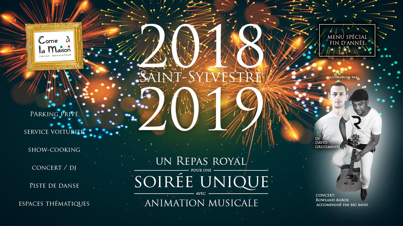 Saint Sylvestre 2018/2019