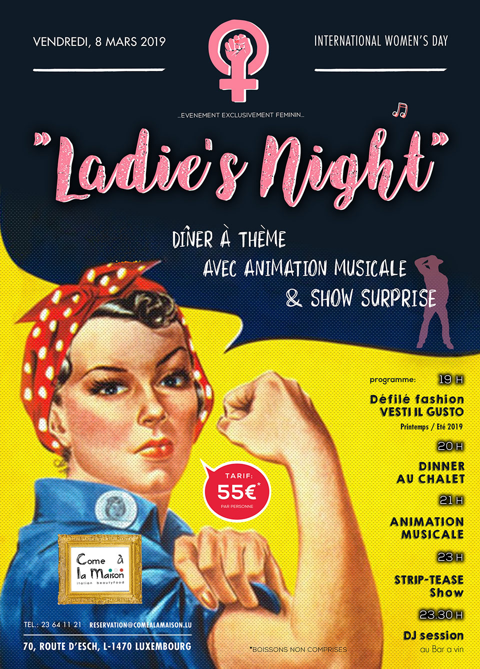 Ladies' Night